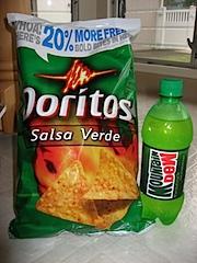 Doritos and Dew