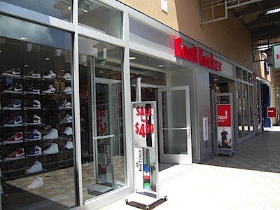 Foot Locker Ala Moana Upstairs