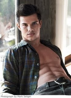 Taylor Lautner Abs