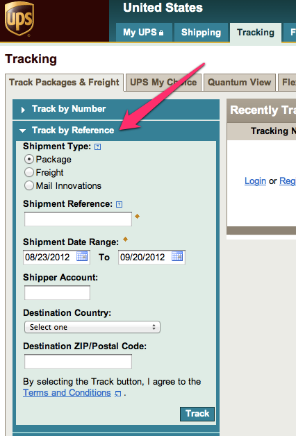 Track Your iPhone 5 via UPS