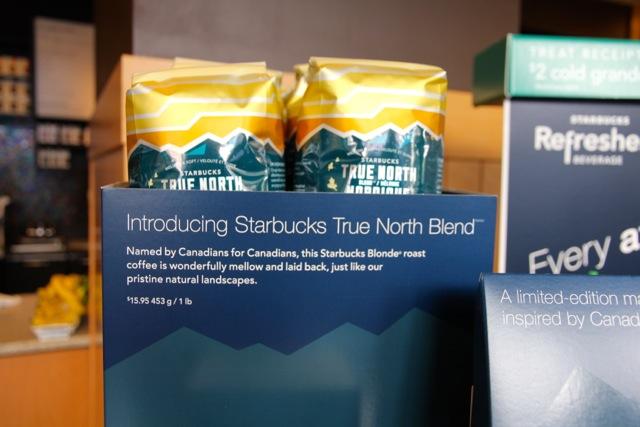 Introducing True North Blend