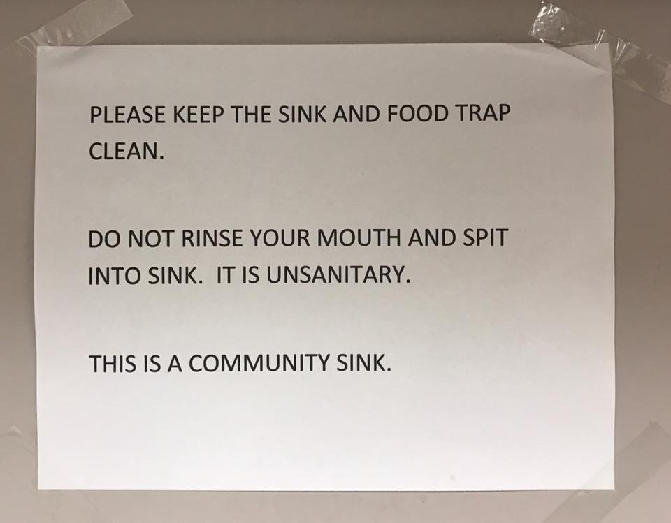 Signs Of Hawaii Community Sink Pulpconnection