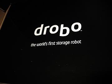 Drobo Box Cover