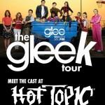 Glee at Hot Topic