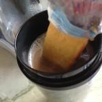 Twinkie coffee stirrer
