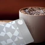 Starbucks Steel Card