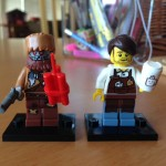 LEGO Movie Minifigs