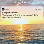 SNS-raffle-notification